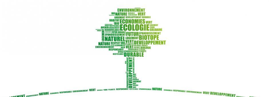 Les associations de défense de l'environnement